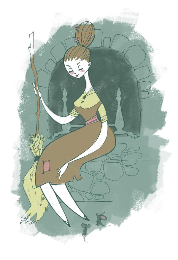 Cinderella by spicysteweddemon
