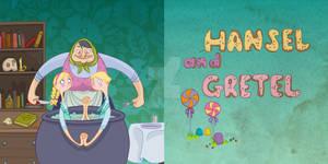 Book Art- Hansel and Gretel