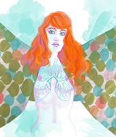 Florence and the Machine by spicysteweddemon