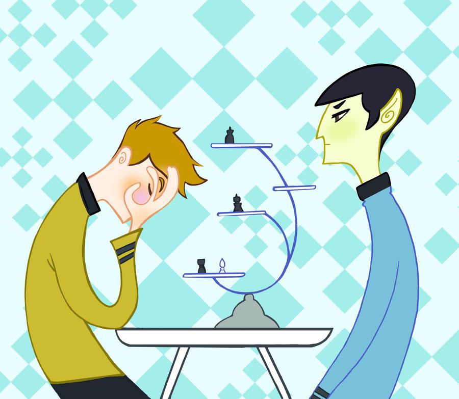 Kirk Gets PWND by spicysteweddemon