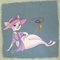 ABC Disney- Bianca by spicysteweddemon