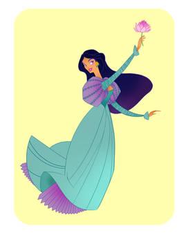 Disney Ball- Jasmine