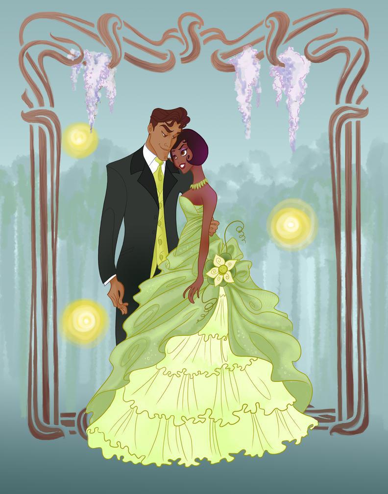 Disney Prom- Frog Princess by spicysteweddemon on DeviantArt