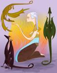Daenerys Targaryen for Famion