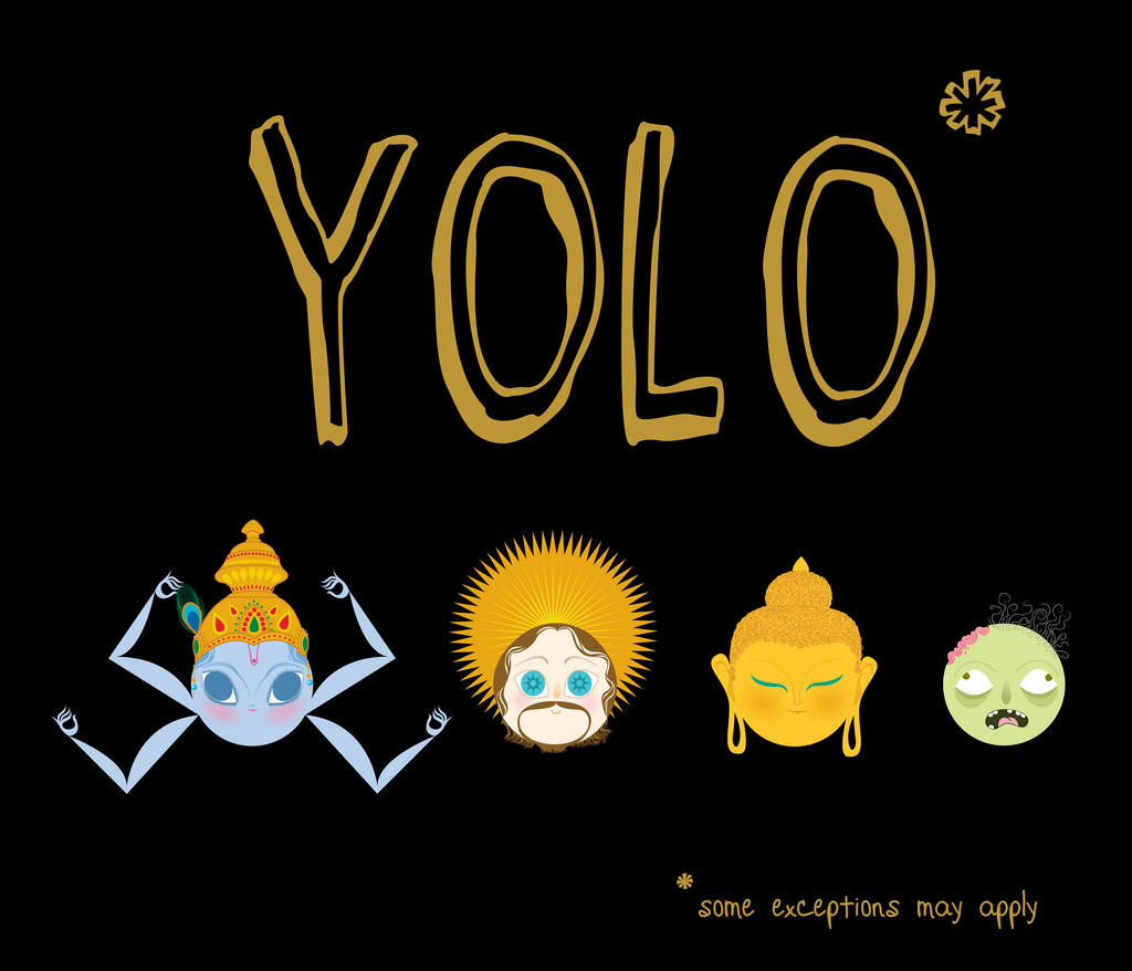 Yolo by spicysteweddemon
