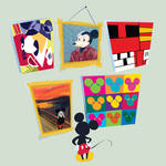 Mickey Gets Art Schooled