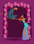 Disney Prom pt 2- Aladdin