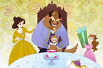 A Beastly Family Birthday
