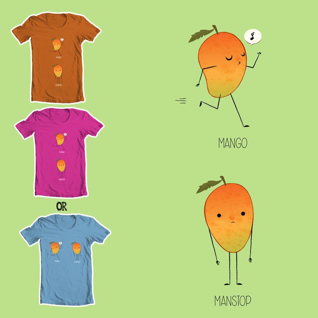Mango- Manstop by spicysteweddemon