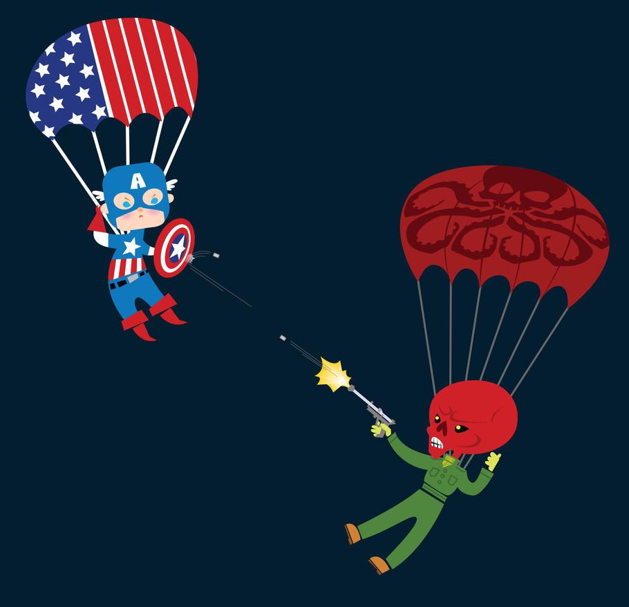 Para America by spicysteweddemon