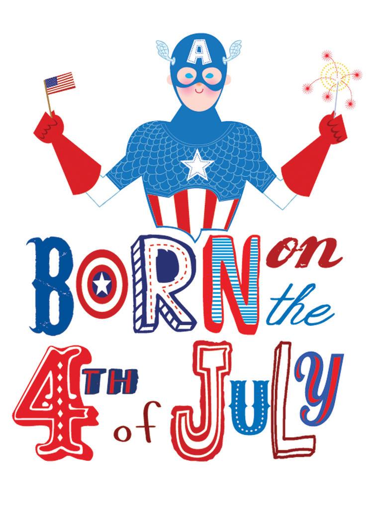 Born on the Fourth! by spicysteweddemon