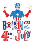 Born on the Fourth!