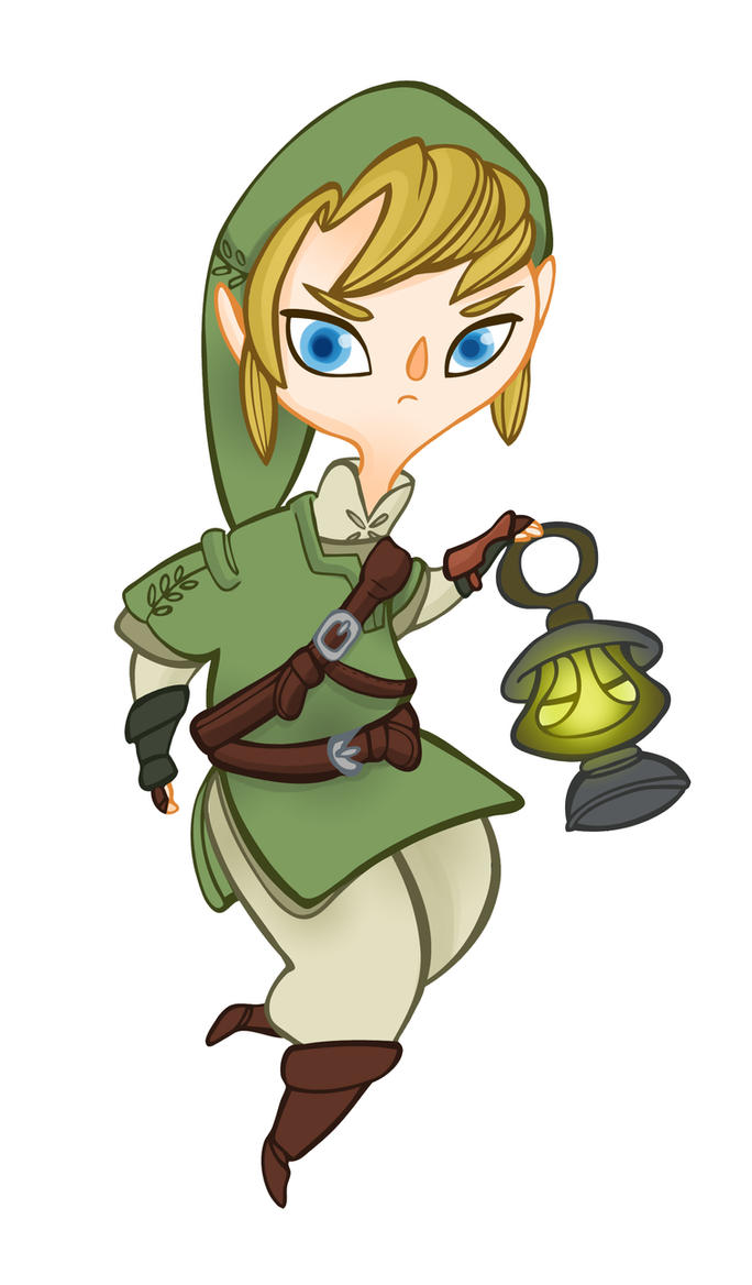 Link Me Baby! by spicysteweddemon