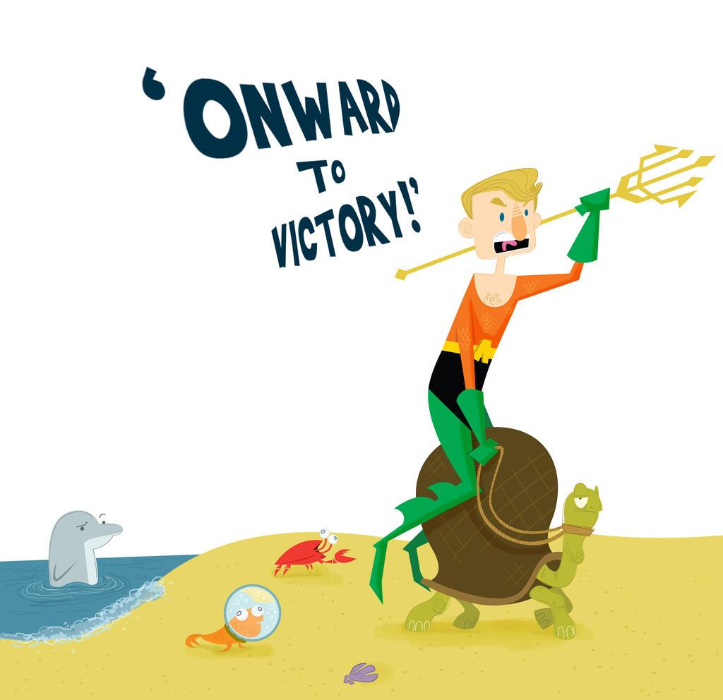 Onward! by spicysteweddemon