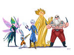 Rise of the Guardians of the Galaxy