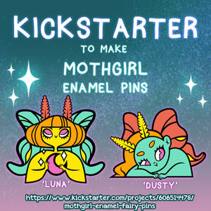 Enamel Pin Kickstarter