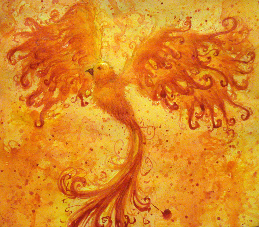 Phoenix by Ezekiel-Thrash