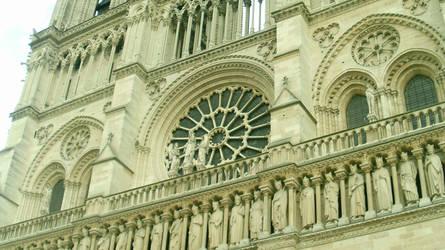 Notre Dame de Paris by SupremeStefano
