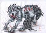 Diamond wolf