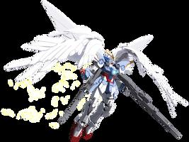 Project V 009 - Wing Gundam Zero Custom by gloryofgundam