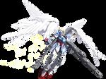 Project V 009 - Wing Gundam Zero Custom