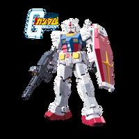 Project V 010 - RX-78-2 Gundam by gloryofgundam
