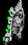Project V 012 - RX-93 Nu Gundam