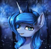 Luna by Aidelank