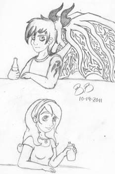 Cliden and Rachel Version 2.0