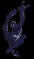 spider-man doodle