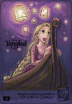 Tangled: Colouring Practice 1