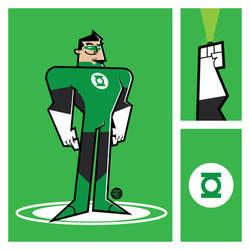 Green Lantern by funky23