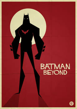 Batman Beyond Vector