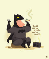Bat-Relax by funky23