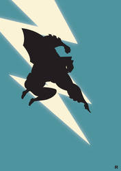 The Dark Knight Returns by funky23