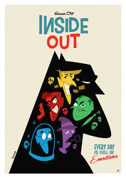 Inside Out Vector