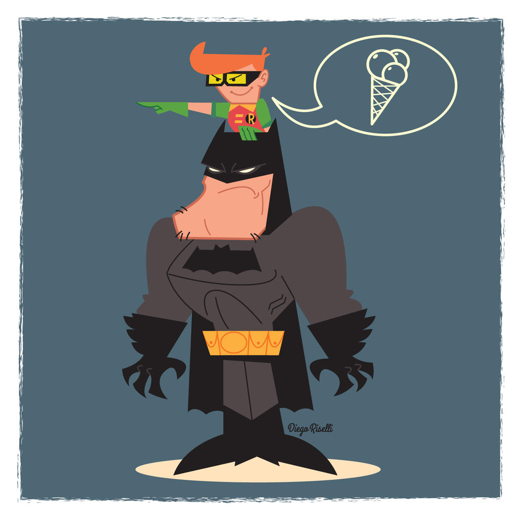 TDKR - Batman And Carrie Kelley by funky23