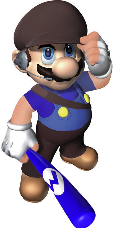 Mario Scout - TF2 by favelitu