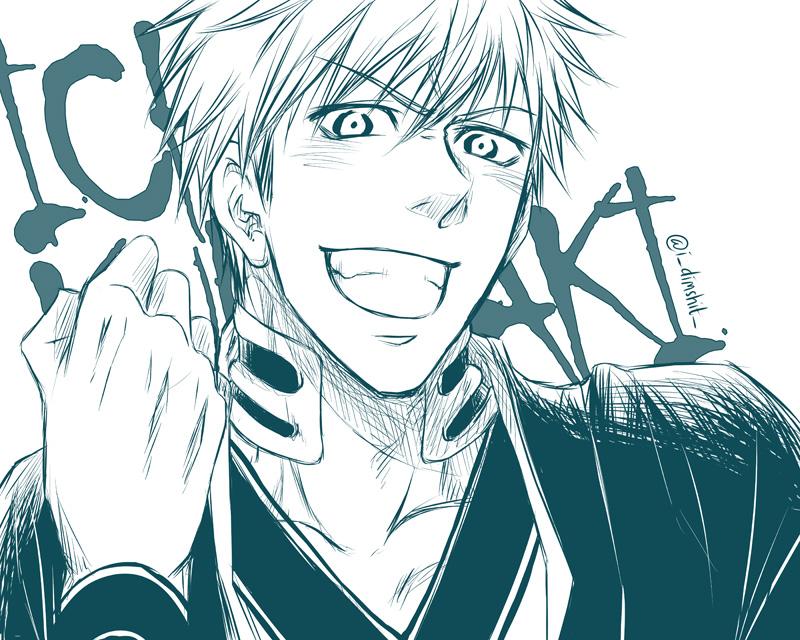 Ichigo by megumonster