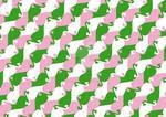 tessellation 1621 cat by sakuramederu