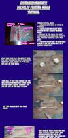 Polyclay Featherwings Tut by cybershadowmoon