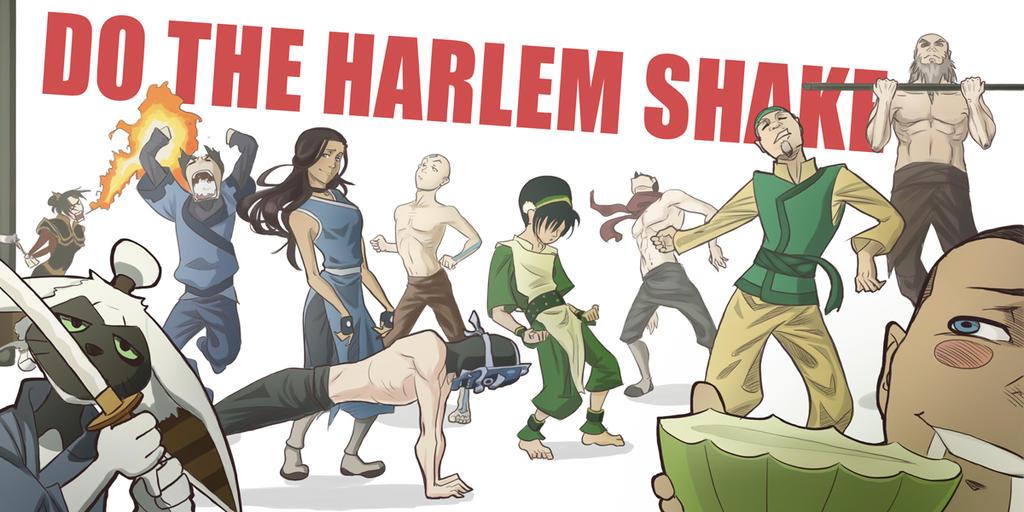 Harlem Shake by 3rdHayashida on deviantART