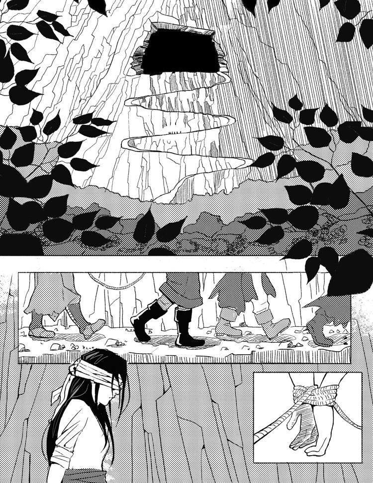 1.1 Metamorphosis by 3rdHayashida