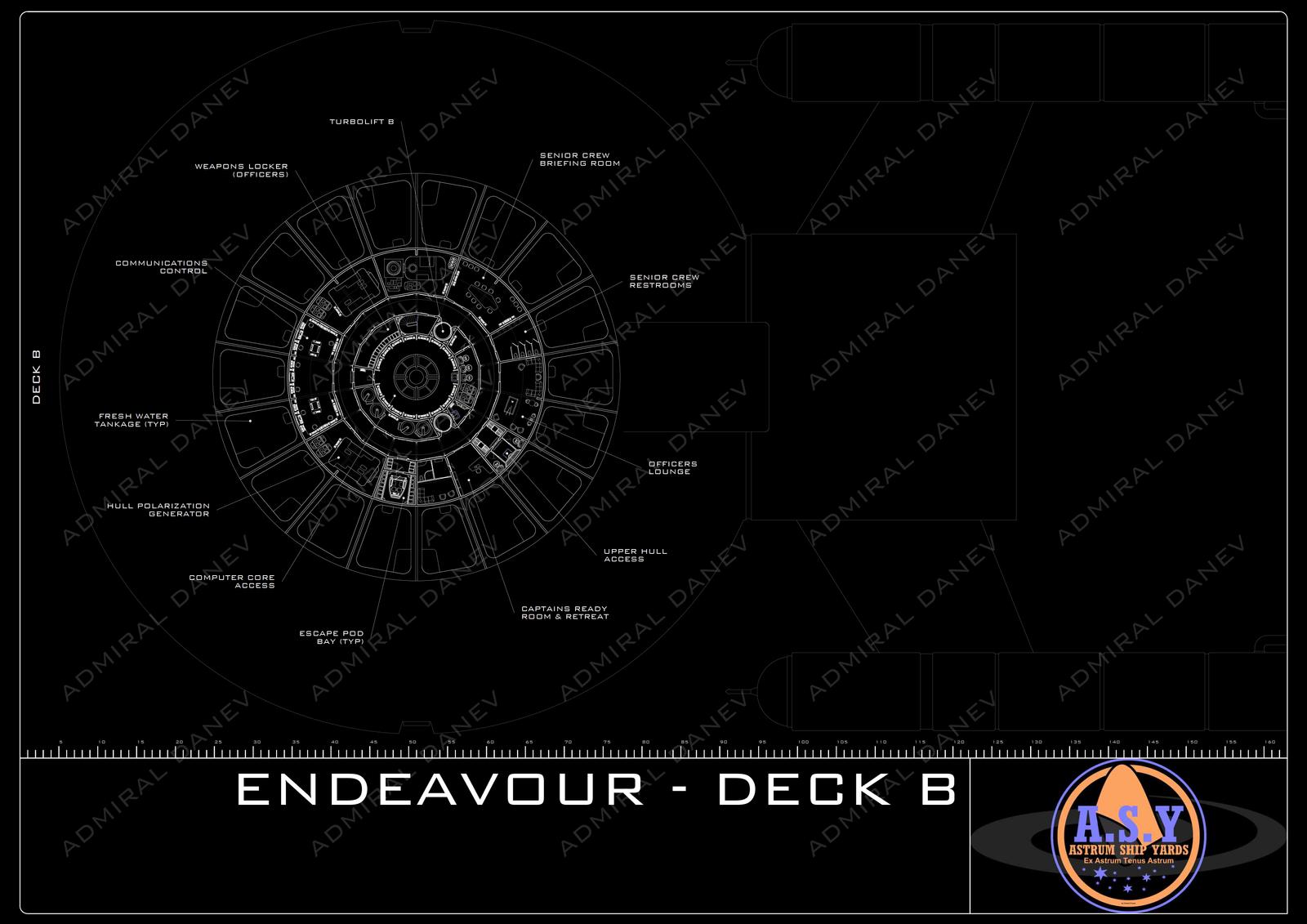 My pre tos ship deckplans page 3 the trek bbs for Decor fusion interior design agency manchester m3