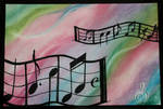 melodies of the same clef