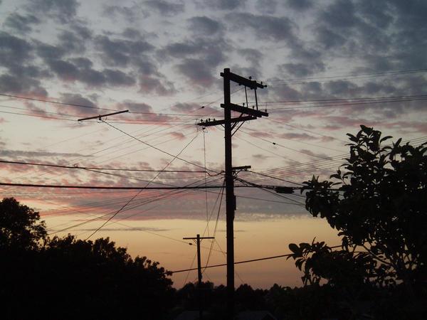 Sunday Sunset by MastahEljay