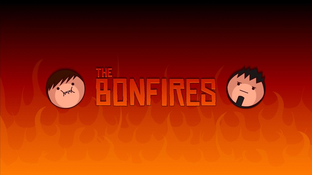 The Bonfires Banner by Obisam