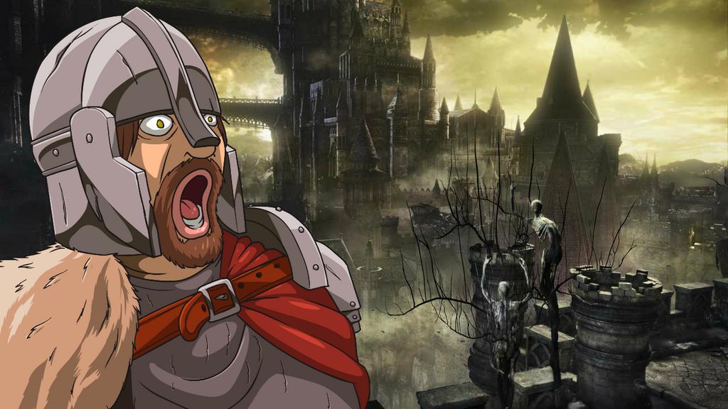 Dark Souls 3 : KLORHFKARCHT by Obisam