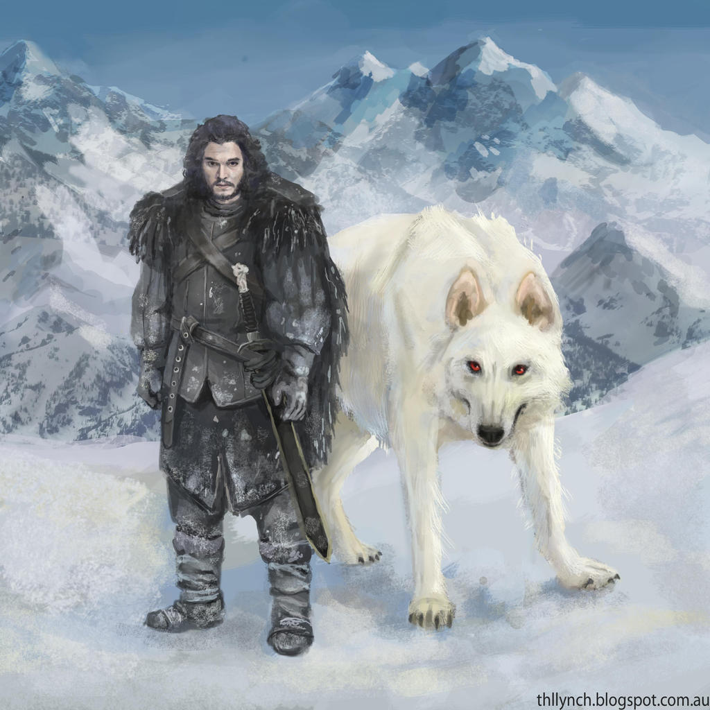 jon_snow_and_ghost_by_thlbest-d9x2k57.jpg