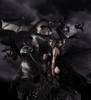 Dragon wars by aphostol